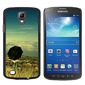 Stuss Case / Funda Carcasa protectora - Paraguas Pensamiento Profundo Cielo Significado - Samsung Galaxy S4 Active i9295