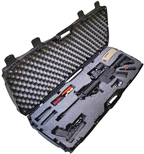 - Case Club Pre-Made AR15 Rifle Carrying Case