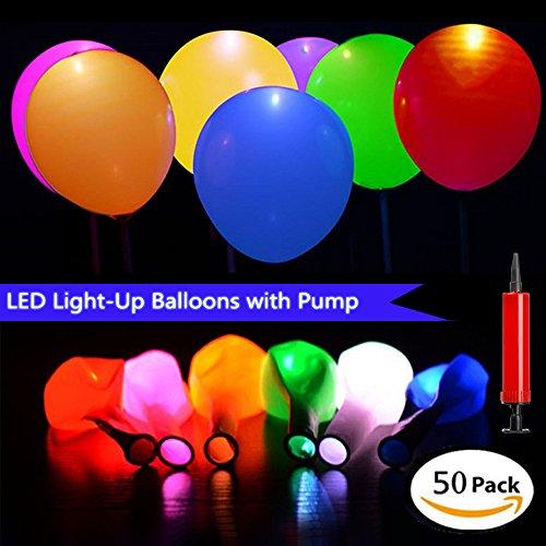 Blinking Led Lights For Balloons - 7