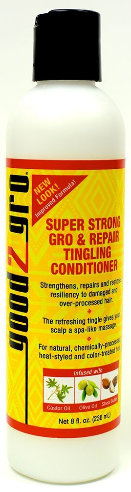 Good2Gro Edge Control - Smoothes and Controls Unruly Edges; Locks-In Styles; Non Greasy; No Flake, Tack or Itch; Adds Moisture and Shine 4 oz. by Good2Gro (Image #6)