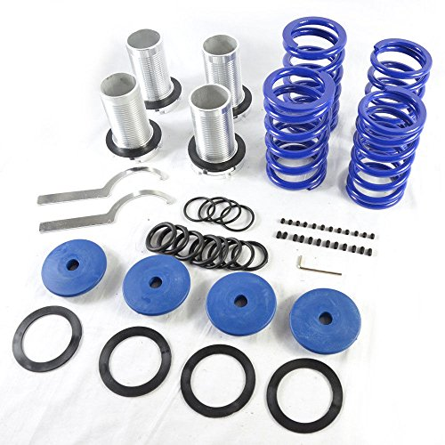1992 2001 Honda Prelude Full Coilover Suspension Kits: Compare Price: Suspension Honda Accord 92