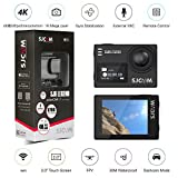 Orignal SJCAM SJ6 LEGEND Dual Screen 2″ LCD Touch Screen 2880×2160 Novatek NT96660 Panasonic MN34120PA CMOS 4K Ultra HD Sport DV Action Camera Black+extra 1 battery Action Cameras Legazone