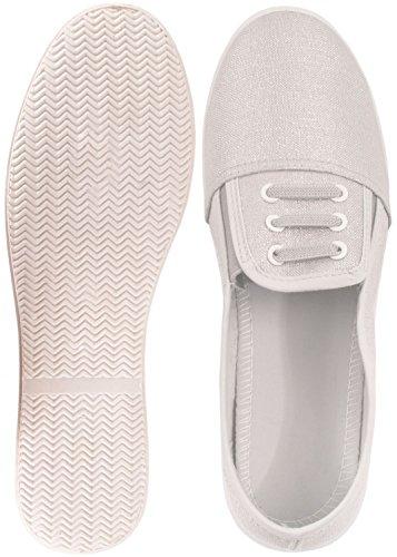 Elara - Zapatillas Mujer gris