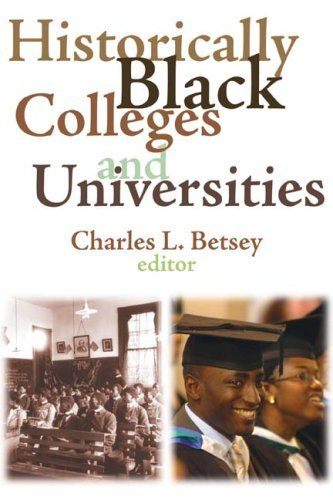 Search : Historically Black Colleges and Universities (2008-06-11)