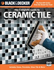 Complete DIY tile installation instructions with over 350 how-to, step-by-step photos; tool and material selection guides with full-color photography; design inspiration; the most up-to-date tile products and projects, such as recycled...