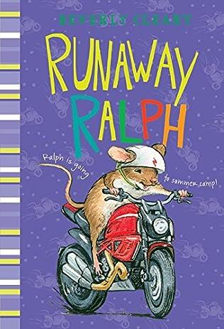 book cover of Runaway Ralph
