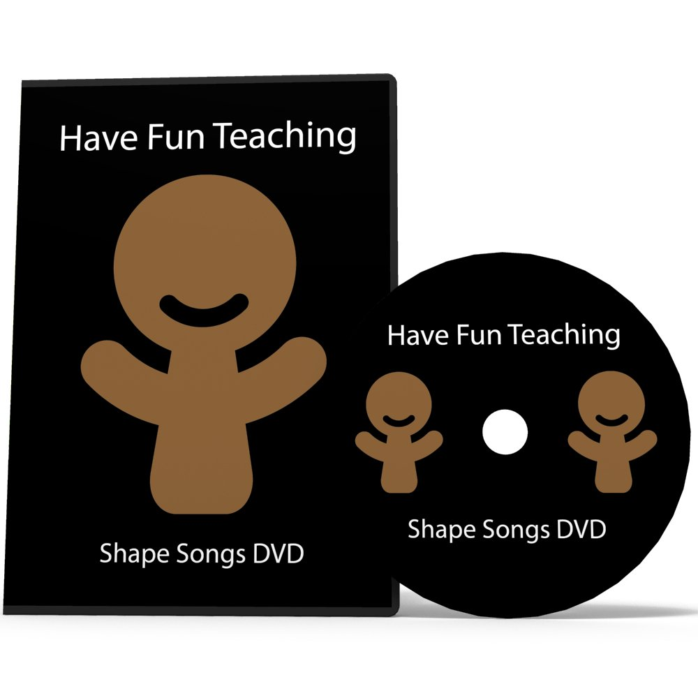 Amazon Shape Songs DVD by Have Fun Teaching Movies & TV