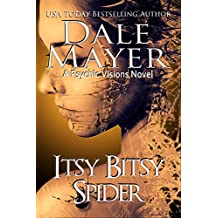 Itsy Bitsy Spider: A Psychic Vision Novel (Psychic Visions series Book 13)