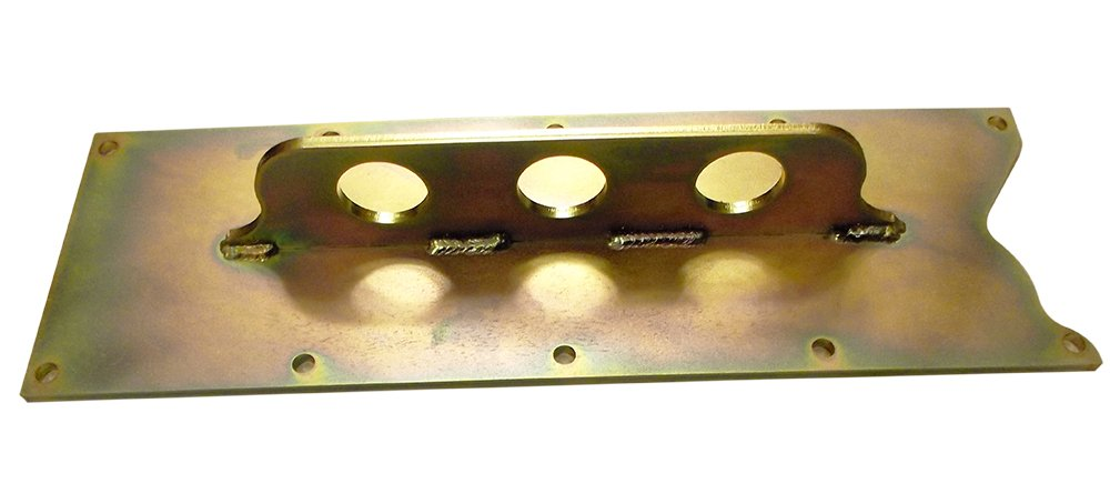 Metaltek Manufacturing #14028A Engine Lift Plate for Chevy LS Series
