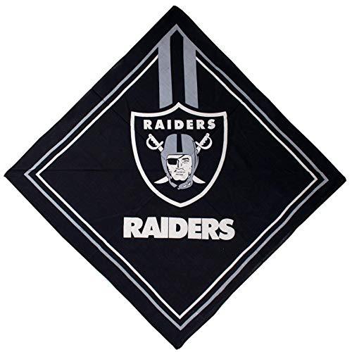 NFL Oakland Raiders Fandana Bandana]()