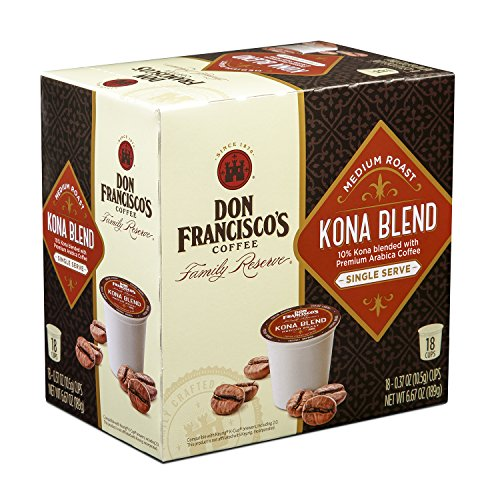 Don Francisco's Kona Blend
