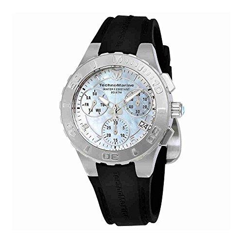 technomarine-cruise-medusa-chronograph-white-dial-ladies-watch-115086
