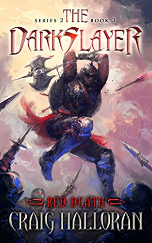 The Darkslayer: Red Death (Series 2, Book 3) (Bish and Bone Series 2)