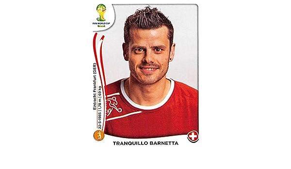 Panini Prizm World Cup 2014 Brazil-Base # 185 T BARNETTA-Suisse