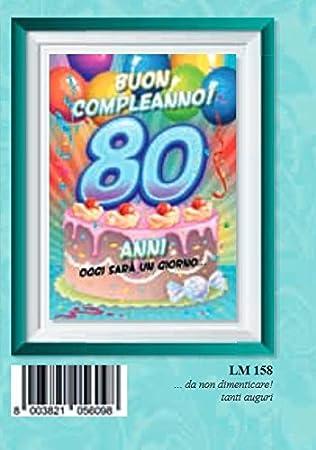 Carte De Vœux Humour Anniversaire 80 Ans Marpimar Amazonfr