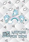 Cute Whale Narwal Unicorn Best Friend Children/Narwhale Invitation Card Birthdays Baby Shower Invitation Pack of 12Children's Birthday Party Set