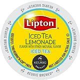 Best Tea For Ice Teas - Lipton Iced Tea Lemonade, 22 Count Review