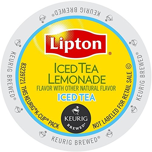 Lipton Iced Tea Lemonade Keurig K-Cups, 22 Count