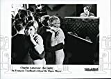"1960 Press Photo Charles Aznavour ""Shoot the Piano Player"" - DFPG87225"
