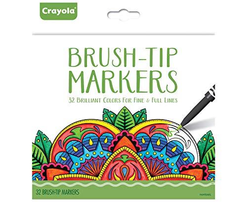 Crayola Brush Tip Markers