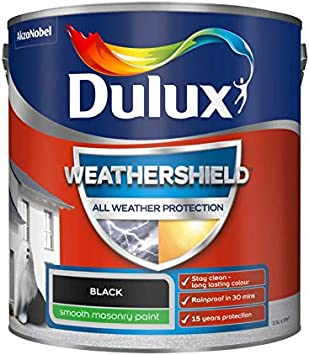 Dulux All Weather Protection Smooth Masonry - Best Protection