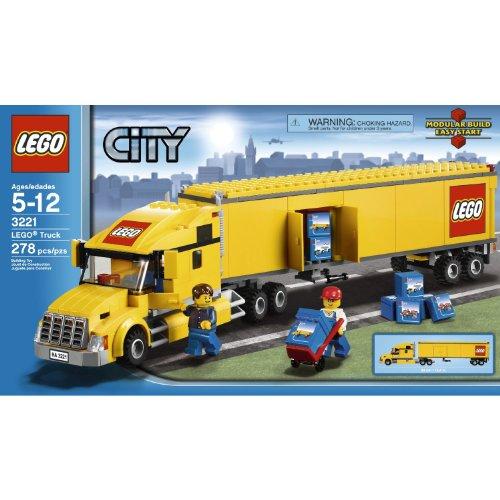 Lego City Set 3221 Truck Price Compare