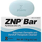 ZNP Bar Pyrithione Zinc 2% Therapeutic Cleanser 4.2 Oz