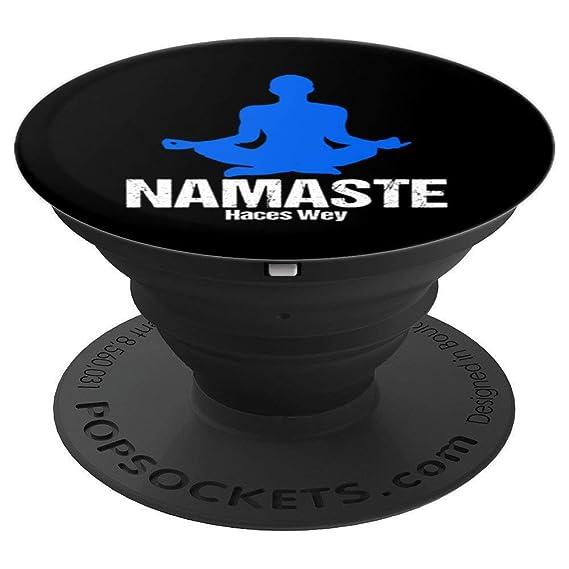 Amazon.com: Yoga Namaste Haces Wey Espanol Gracioso ...