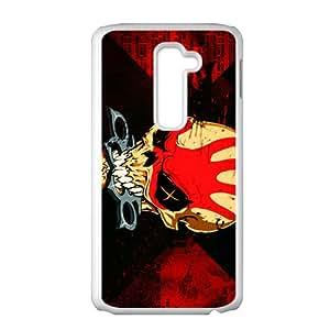 Blood Skull Cell Phone Case for LG G2