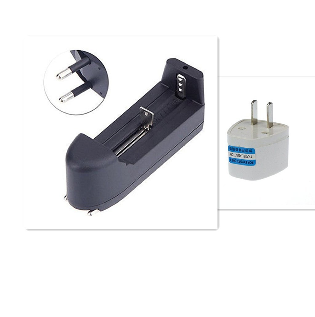 Universal Charger For 3.7V 18650 16340 14500 Li-ion Rechargeable Battery Hot ,Tuscom