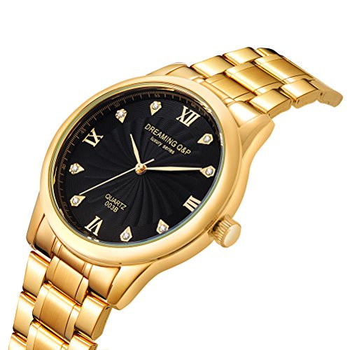 ccbde374c662 Reloj - DREAMING Q P - Para Hombre - MW003B  DREAMING Q P  Amazon.es   Relojes