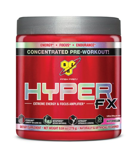 BSN HYPER FX - Pastèque, 9,84 once (30 portions)