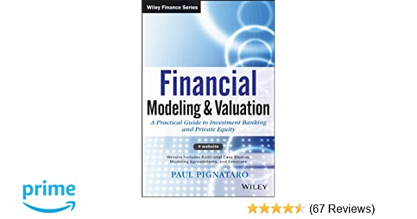 Amazon com: Financial Modeling and Valuation: A Practical