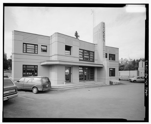 Photo: KENI Radio Building,1777 Forest Park Drive,Anchorage,Alaska,AK,United - Alaska Anchorage In Shopping