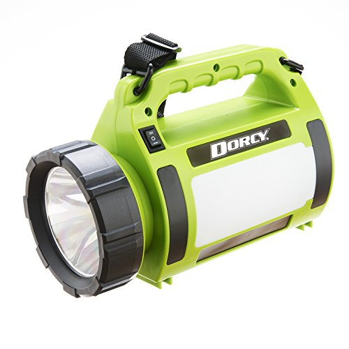 (Dorcy USB Rechargeable 700 Lumen Power Bank Emergency Lantern )