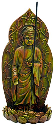 Buddha Hanging Incense Burner - 8.5