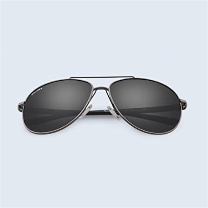 Gafas de sol Gafas de sol masculinas gafas de sol polarizadas UV antideslumbrantes sapo Espejo unidad