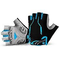 Cool Change Cycling Gloves Mountain Bike Gloves SBR Pad...