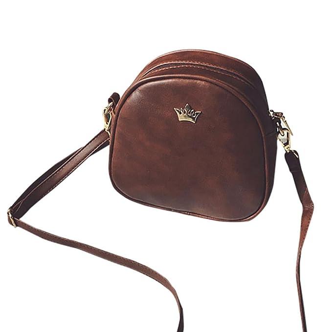 8b10a7fba4 Morwind Borsa Delle Donne Del Sacchetto Di Cuoio Borsa A Tracolla Crossbody  Bag Pacchetto Moda Donna