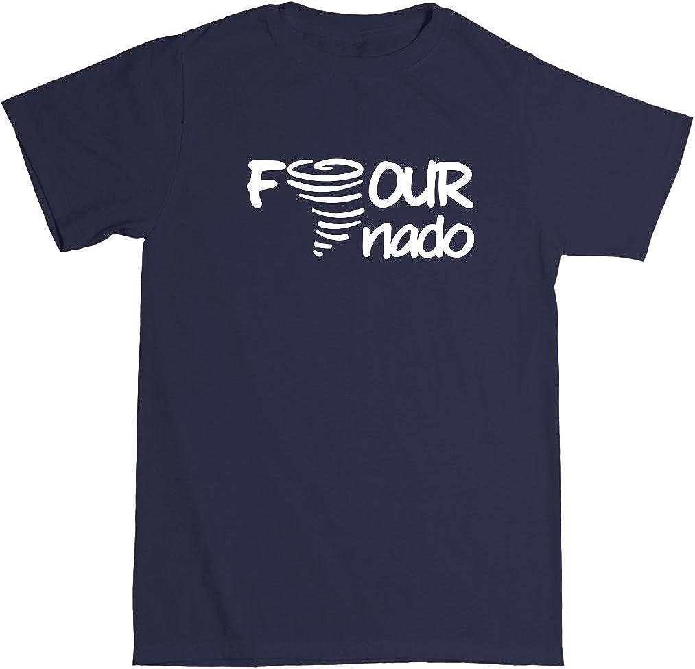 Trunk Candy Toddler Fournado 100/% Cotton T-Shirt
