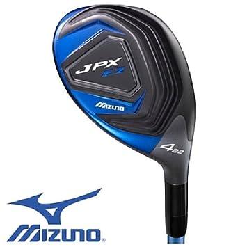Mizuno Clubes de Golf JPX-EZ 22 ° 4H Rescate/híbrido Madera ...
