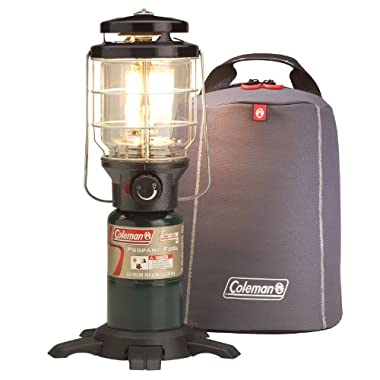 Coleman NorthStar Propane Lantern with Soft Carry Case