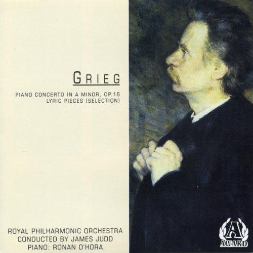 Grieg - Piano Concerto In A Minor, Op. 16 And Lyric Pieces (selection) (In A Grieg Minor Concerto Piano)