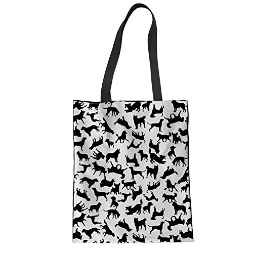 Casual Reusable Bag Print Tote Advocator Tote Bags Shoes Shopper Pattern Women Tote Bag Beach 7 Color Handbag qCnPY