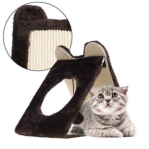 molie 30*25.5*27cm Haustier Kratzspielzeug Katzenspielzeug Play Scratch mit Katzenminze