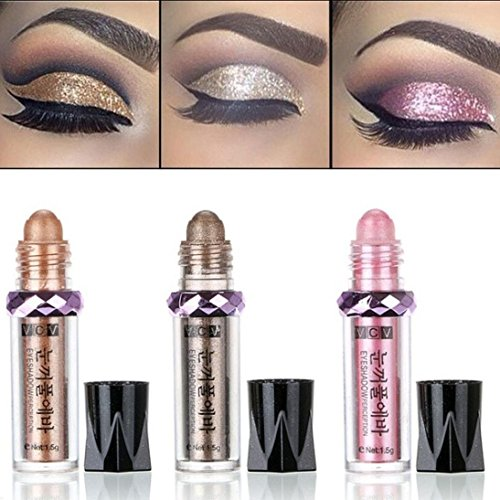 Eyeshadow PowderDEESEE11 Colors Multi-purpose Pearl Glitter