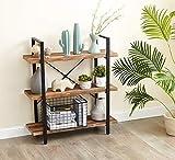 Inspirer Studio Ladder Shelf, Vintage Bookshelf, Storage Rack