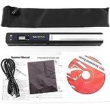 Amzdeal Skypix TSN410 300/600/900DPI Mobile Scanner A4 Document Color Photo USB Port Scanner