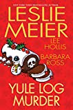 img - for Yule Log Murder book / textbook / text book