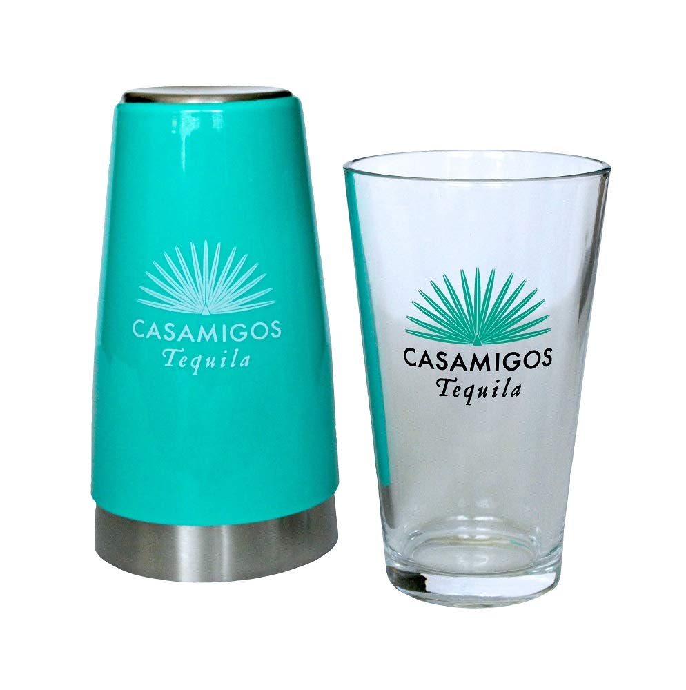 Casamigos Tequila Full Size Cocktail Shaker Set